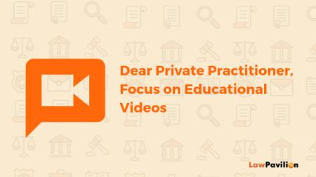 focus on educational videos